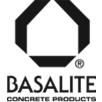 Logo of Basalite Concrete Products