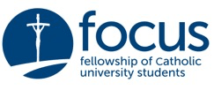 Logo of FOCUS Fellowship of Catholic University Students
