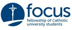 Logo of FOCUS Fellowship of Catholic University Students